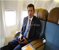 وزير الرياضة: الأهلي قادر على العودة بالكأس الإفريقية من تونس