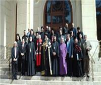 مجلس كنائس مصر ينظم مؤتمرا لخدام الرعايا من الكهنة والقساوسة