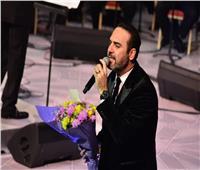 صور| وائل جسار يضيء تاسع ليالي مهرجان الموسيقى العربية