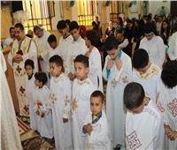 بطريرك الأقباط الكاثوليك يحتفل بعيد الملاك ميخائيل