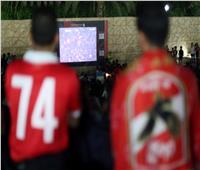 صور| الحزن يسيطر على القاهرة بعد خسارة الأهلي