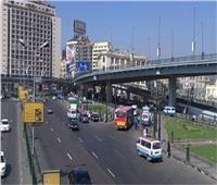 فيديو| المرور: سيولة على كافة الطرق والمحاور الرئيسية بالقاهرة