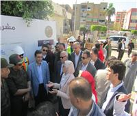 وزيرة الصحة: منشآت بورسعيد جاهزة للتأمين الصحي الشامل 30 مارس