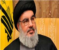 حسن نصر الله: حزب الله سيرد على أي هجوم إسرائيلي على لبنان