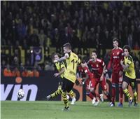 بالفيديو.. بوروسيا دورتموند يفوز بالقمة الألمانية
