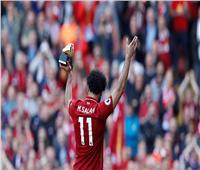فيديو| محمد صلاح يتسلم جائزة «لاعب العام» في إنجلترا