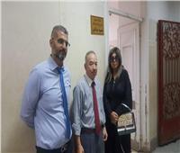 بوسي شلبي تحيي الذكرى الثانية لرحيلمحمود عبدالعزيز بصدقة جارية