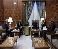 سفير أفغانستان بالقاهرة: الأزهر هو حائط الصد الأول في مواجهة الإرهاب