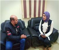 دينا الرفاعي: سأقتحم كل ملفات «اتحاد الكرة».. وأثق في منتخب مصر