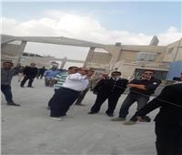 حملة لنائب محافظ القاهرة لغلق المصانع غير المرخصةبشق الثعبان