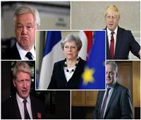 14 متمردًا على رئيسة الوزراء البريطانية.. وخططها بشأن «بريكست»