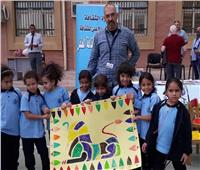 قافلة القومي لثقافة الطفل تنطلق إلى مدينة العبور