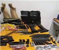 جمارك الغردقة: ضبط «مخزن أسلحة» مع راكب قادم من تركيا