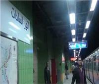 بعد غلقها 5 سنوات.. إعادة تشغيل محطة مترو «السادات» بالكامل