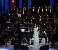 ماجدة الرومي تغني لمصر «أحلف بسماها»
