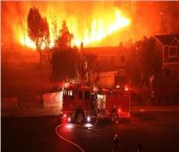 حرائق كاليفورنيا تدمر منازل نجوم «هوليوود»