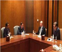 «الملا» يبحث زيادة استثمارات شركات البترول العالمية فيمصر