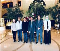 «عبد الغفار» يستعرض تقريرًا حول زيارة وفد «بحوث الإلكترونيات» الصيني
