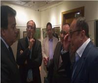 «وزير التعليم العالي» يتفقد كلية الفنون الجميلة بجامعة حلوان