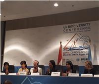 وزيرة البيئة: نساء القارة السمراء وسيلتنا المستقبلية لإحداث تغيير بيئي