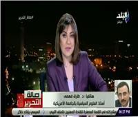 فيديو| طارق فهمي يكشف تفاصيل الهدنة بين الفصائل الفلسطينية وإسرائيل