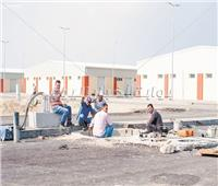 صور| مدينة دمياط للأثاث.. جاهزة للإنتاج