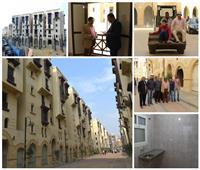 فيديو وصور| «روضة السيدة».. سيمفونية معمارية تغير وجه العشوائيات