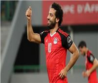 صورة| محمد صلاح يستعد للمشاركة مع المنتخب في مباراة تونس