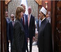 شيخ الأزهر: علاقة الشرق والغرب يجب قيامها على احترام ثقافة وقيم المجتمعات