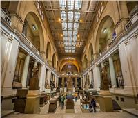 العمارة اليونانية تسيطر على تصميم «المتحف المصري»