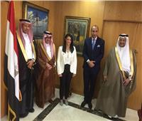 «المشاط» تضع خطة ترويجية وتسويقية لتنشيط السياحة العربية إلى مصر