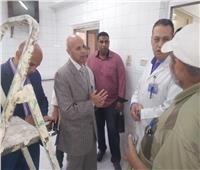 وزيرة الصحة تدعم وحدة الغسيل الكلوي بديرب نجم