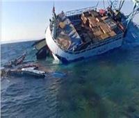 غرق مركب صيد ونجاة 22 صيادًا في الغردقة