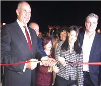 صور| افتتاح أول منتجع رياضي في مصر وأفريقيا باستثمارات 400 مليون جنيه