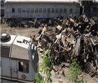 «خردة السكة الحديد».. حكاية 7 مزادات لبيع 61 ألف طن عربات مكهنة