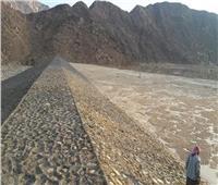 رئيس «المياه الجوفية»: سعة تخزين سد سيلاف بجنوب سيناء 200 ألف متر مياه