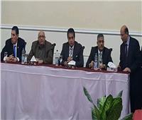 أشرف خالد رئيسا لاتحاد طلاب جامعة عين شمس بالتزكية