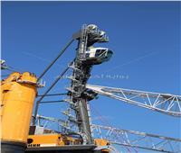 ميناء دمياط يستقبل أحدث أوناش الحاويات في العالم