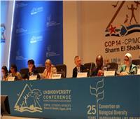وزيرة البيئة تعلن اعتماد إعلان شرم الشيخ للاستثمار فى التنوع البيولوجى