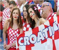 جماهير كرواتيا كاملة العدد في لقاء الثأر من سداسية إسبانيا