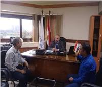 «طربق» يناقش خطة تطوير ورش النقل النهري