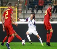 فيديو| منتخب بلجيكا يتخطي آيسلندا في دوري الأمم الأوروبية
