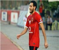 «هشام محمد» ينتظم في التدريبات الجماعية