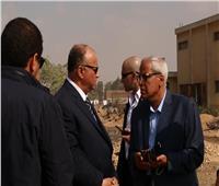 محافظ القاهرة يمنح رئيس حي «السلام أول» مهلة 48 ساعة لرفع الإشغالات