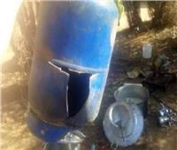وفاة ربة منزل وإصابة زوجها في إنفجار اسطوانة غاز بالإسكندرية