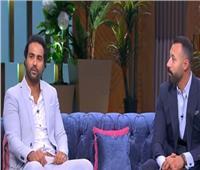 فيديو| كريم فهمي: «تشاجرت مع طفل بسبب بنتي الصغيرة»