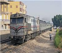 «السكة الحديد»: حركة القطارات منتظمة ولم تتأثر بالطقس السئ