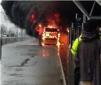 مخاوف من مقتل 42 في حريق شب في حافلة بزيمبابوي