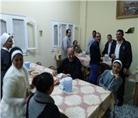 دير العذراء سيدة البشارة يشهد احتفالا بعيد الرسامة الأسقفية