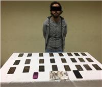 الإدارة العامة للمخدرات تضبط «ديشا» بحوزته 6 كيلو «حشيش» بالزاوية